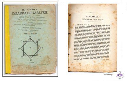 Il Vero Quadrato Maltese