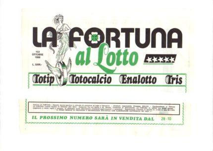 La Fortuna al Lotto