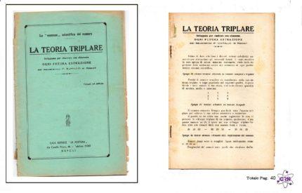 La Teoria Triplare